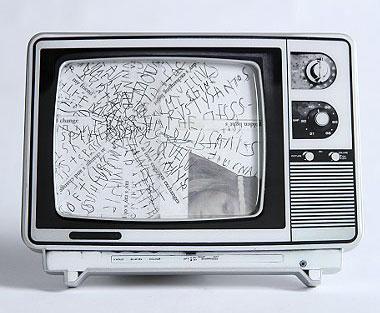 Vintage-TV-Frame